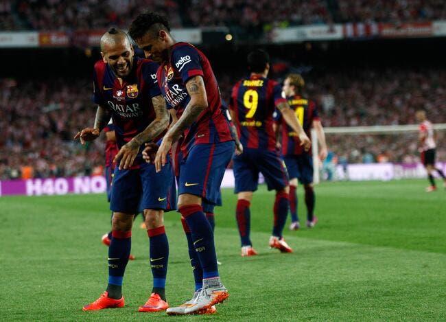 Vidéo : Neymar l'humilie, il n'a qu'une chose à faire
