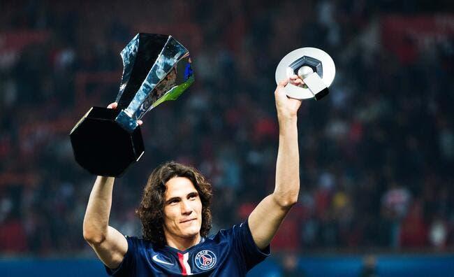 Cavani rêve de gagner la Ligue des champions avec le PSG