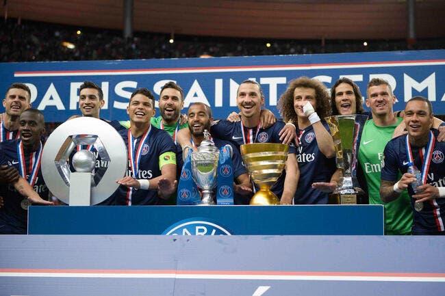 Le PSG entre dans l'histoire, mais pas la finale !