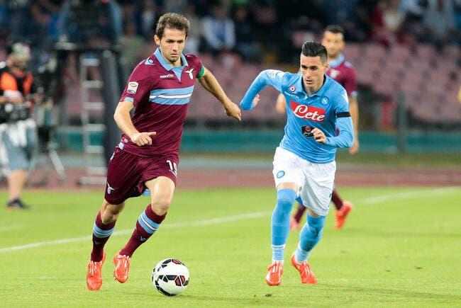 Naples - Lazio : 2-4