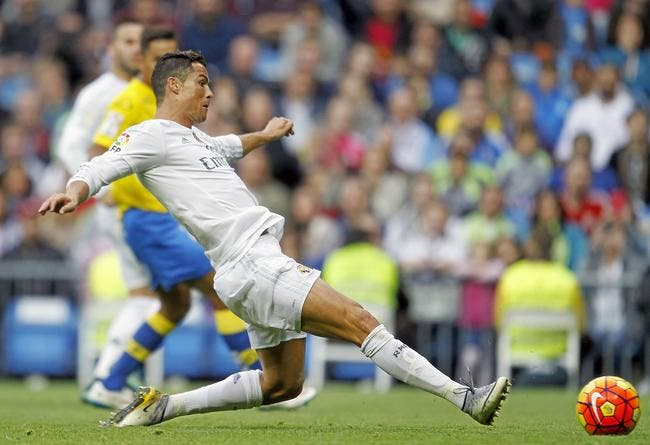 Cristiano Ronaldo terreur officielle de toute la Liga