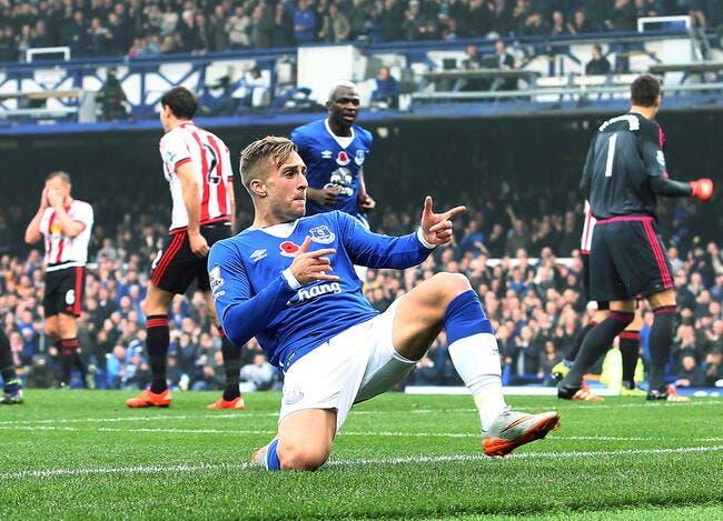 Everton - Sunderland : 6-2