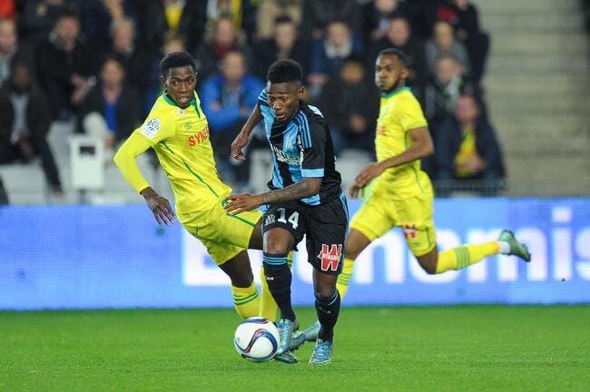 Sifflets, but, sacrée soirée pour Nkoudou à Nantes