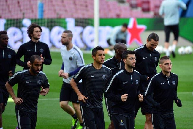 Pastore et Marquinhos KO, David Luiz OK pour Real Madrid-PSG