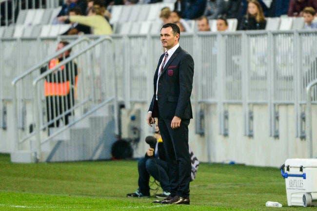 Sagnol absent de l'entrainement à Bordeaux !