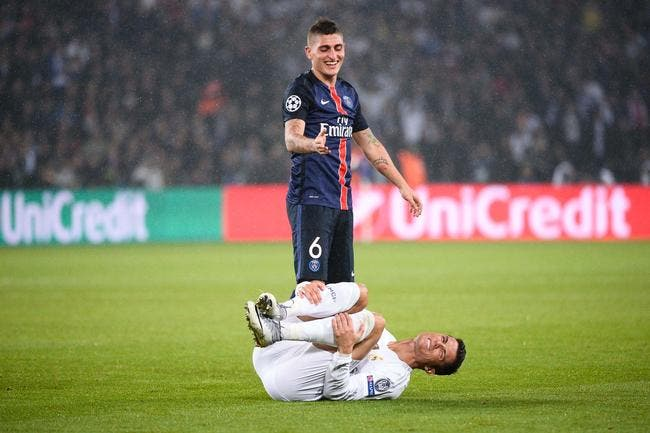Verratti n'a aucune raison de quitter le PSG pour Madrid