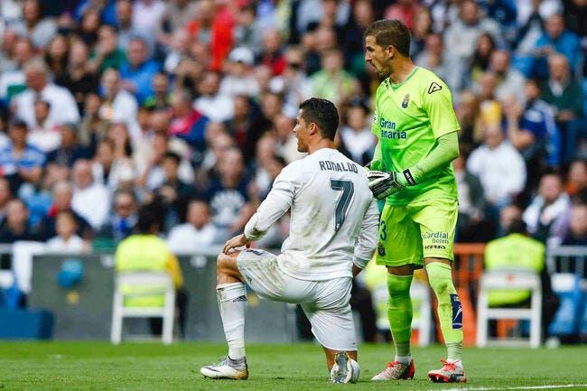 Cristiano Ronaldo fatigué, c'est mathématiquement impossible