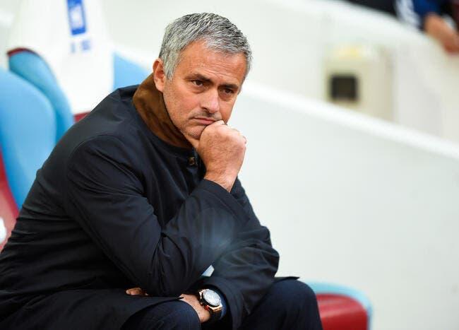 José Mourinho interdit de stade !