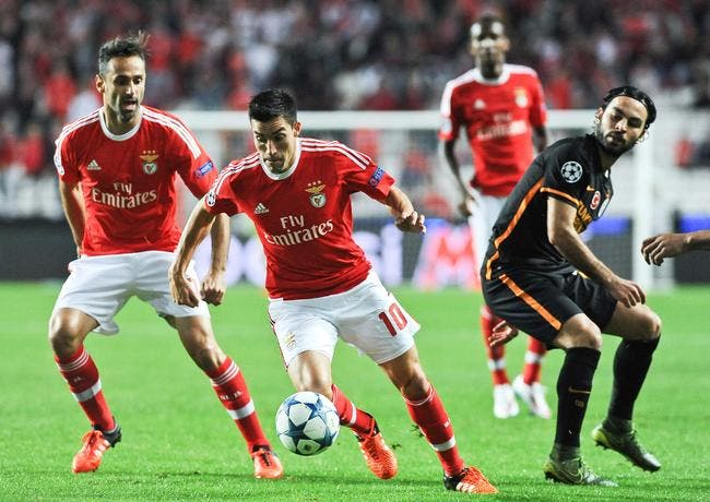 Benfica - Galatasaray 2-1