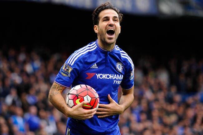 Fabregas se défend de plomber Mourinho à Chelsea