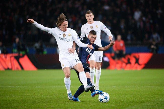 Modric avait sa place réservée au PSG en 2012