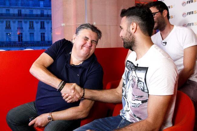 Pierre Ménès ne misera pas son salaire sur le PSG