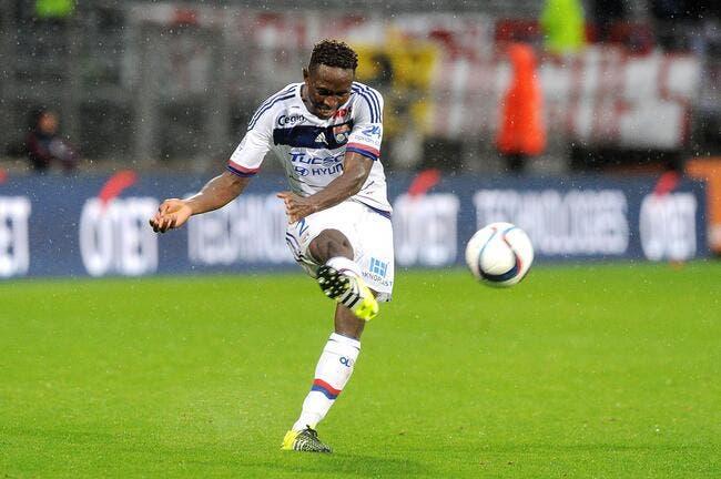 Yanga-Mbiwa a vraiment rejoint l'OL samedi contre Troyes
