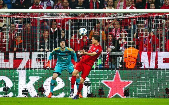 Bayern Munich - Arsenal : 5-1
