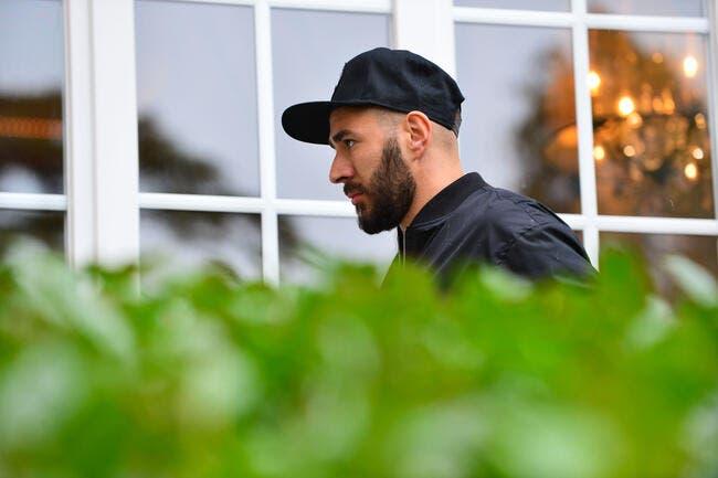 L'avocat de Benzema ne craint rien pour l'attaquant
