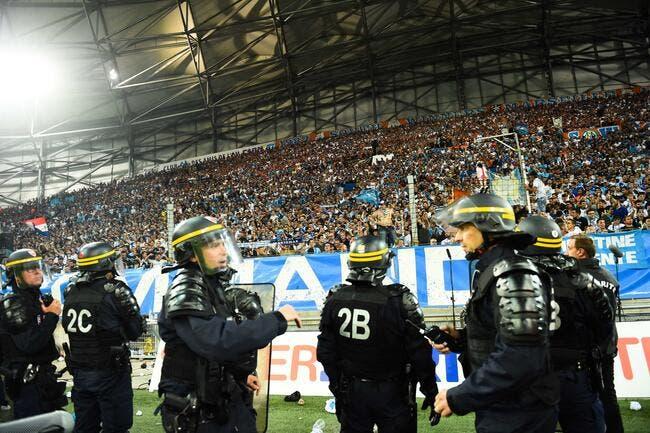 L'impunité zéro pour les fans de l'OM au Vélodrome, c'est fini