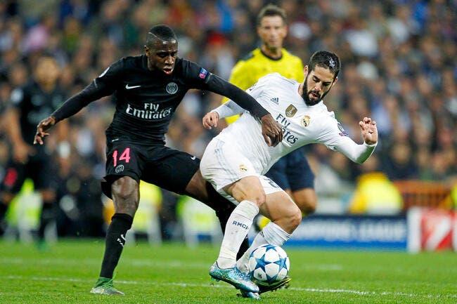La défaite du PSG contre le Real ne change rien pense Matuidi