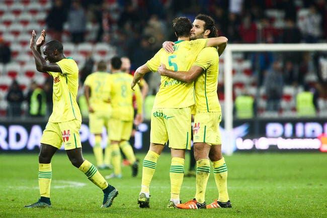 Nantes voit la vie en jaune