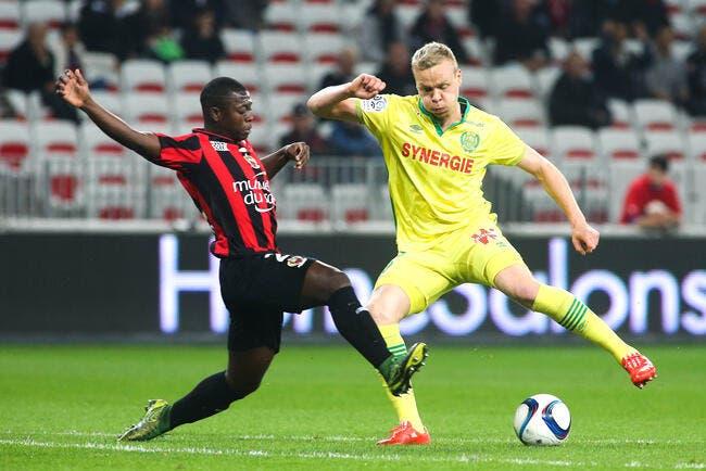 Nice - Nantes : 1-2