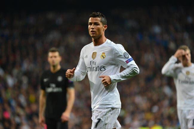 Cristiano Ronaldo au PSG pour 140 ME, ce serait réglé en haut lieu !