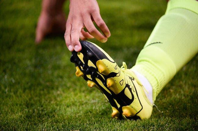 Les chaussures des joueurs de Braga volées au Vélodrome !