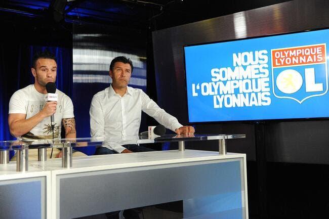 Valbuena annule son passage à OL TV