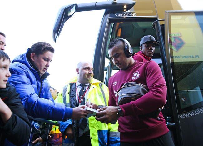 Vidéo : Le dribble reversant de Payet avec West Ham