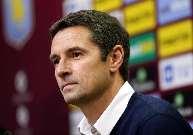 Garde ne vient pas à Aston Villa en mode loser