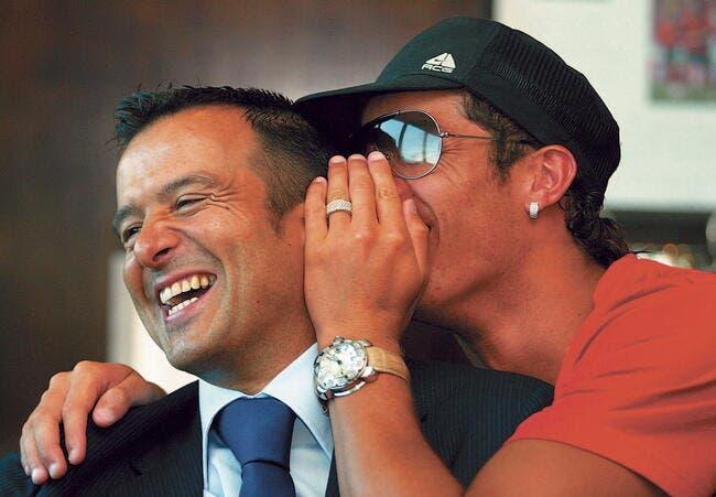 Son agent l'avoue, Cristiano Ronaldo s'amuse avec le PSG