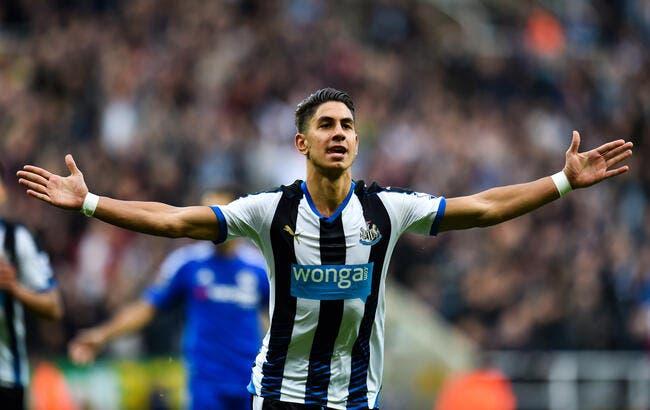 Bournemouth - Newcastle : 0-1