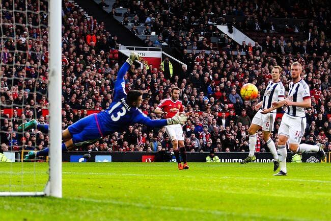 Man Utd - WBA : 2-0