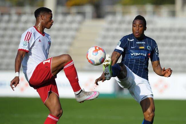 Paris FC - Red Star : 0-1
