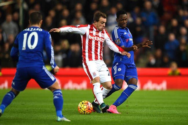 Stoke City - Chelsea : 1-0