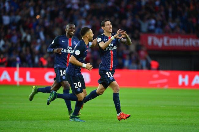 Un petit PSG fait exploser Toulouse !