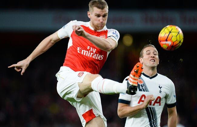 Arsenal - Tottenham : 1-1