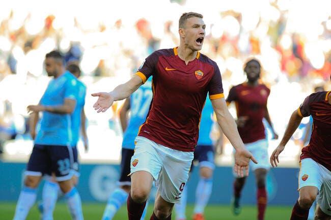 AS Rome - Lazio : 2-0