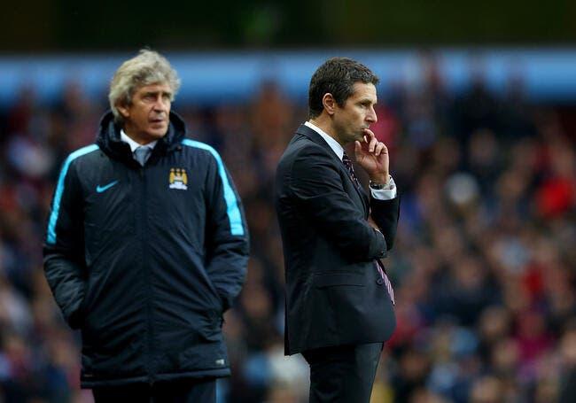 Aston Villa - Manchester City : 0-0
