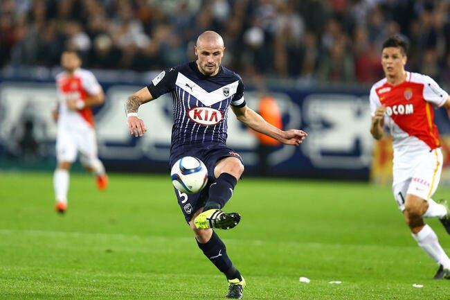 Bordeaux joint l'acte à la parole contre Monaco