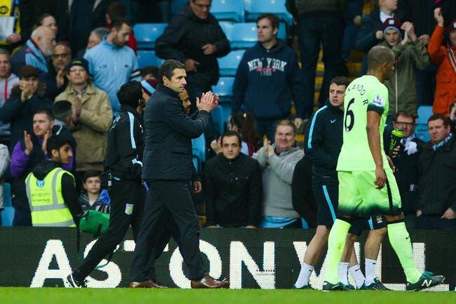 Garde a remis des sourires à Aston Villa
