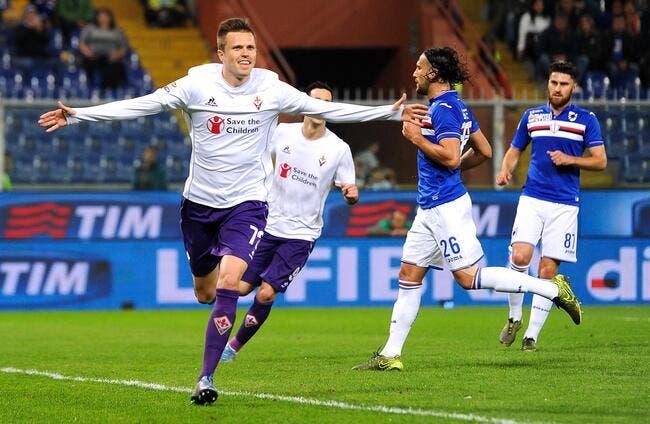 Sampdoria Gênes - Fiorentina : 0-2