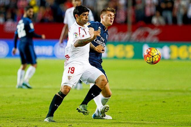 Séville - Real Madrid : 3-2