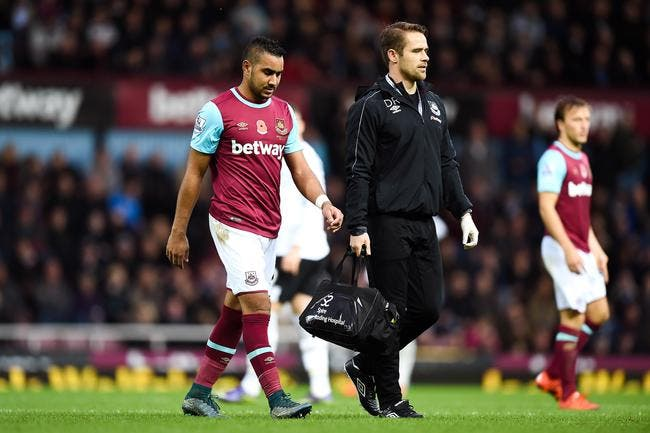 Gros coup dur pour Payet