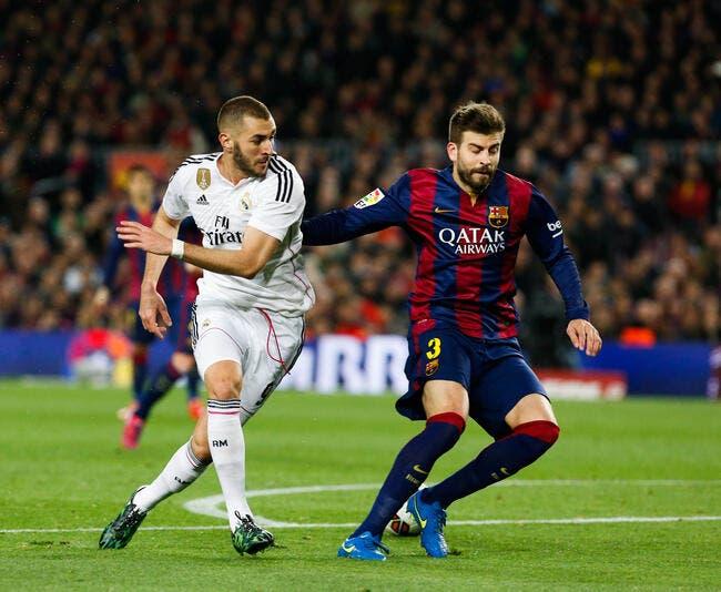 Info ou intox sur un transfert raté de Benzema de l'OL au Barça ?