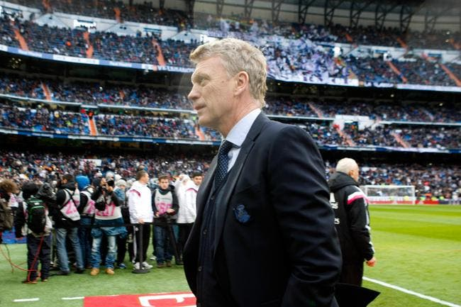 La Real Sociedad vire David Moyes