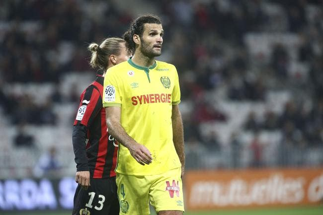 Officiel : Vizcarrondo prolonge à Nantes