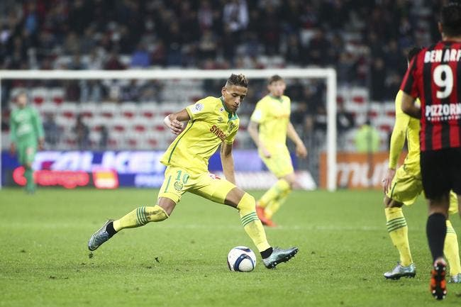 Officiel : Bammou prolonge à Nantes