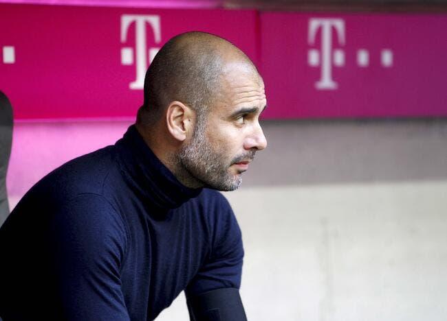 Le Bayern protège Guardiola des vautours anglais avec 24ME par an !