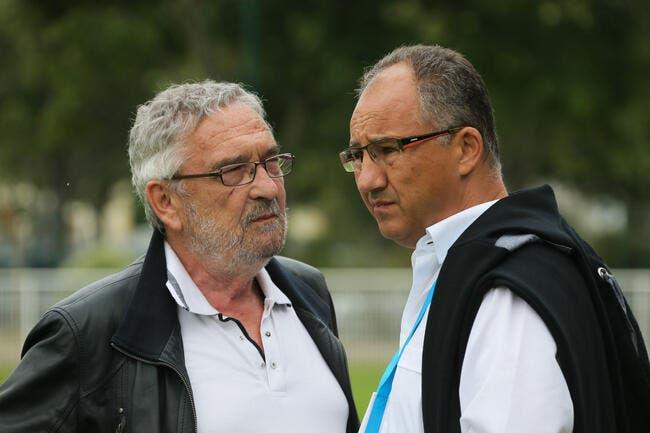 Le président de Caen s'interdit de rigoler avant les matches