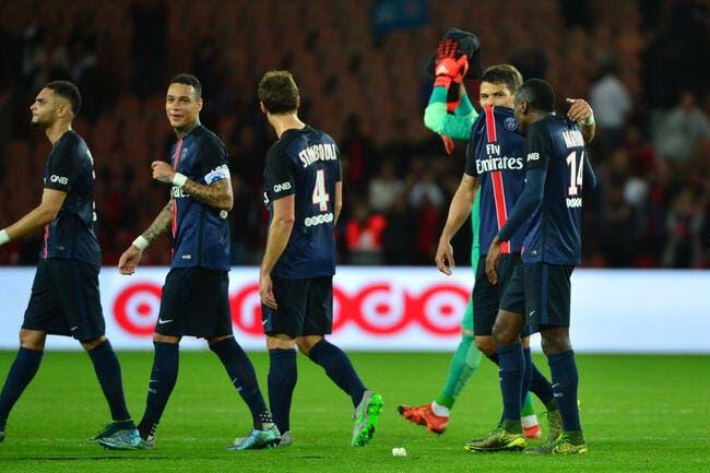 Le PSG prend les clubs français pour des « baltringues »