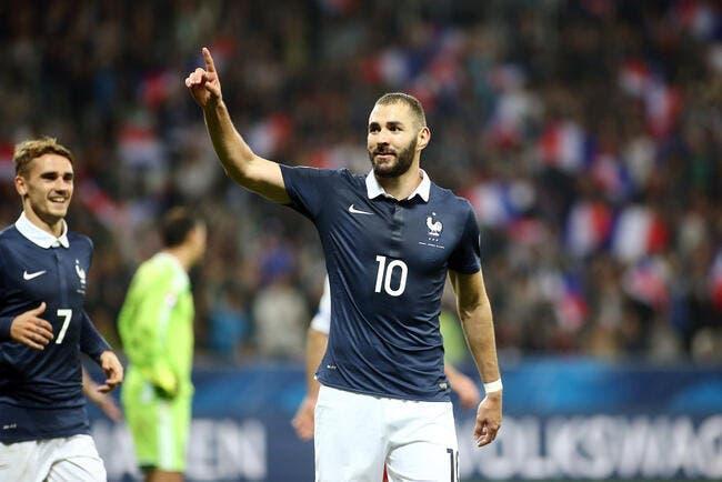 Luis Fernandez exige l'exclusion de Benzema de l'équipe de France !